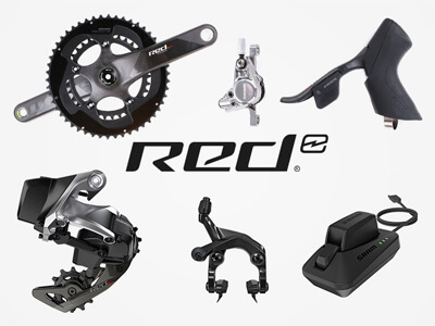 Road - RED eTap