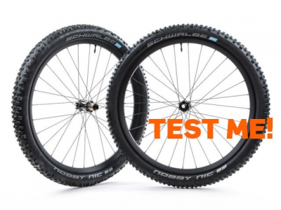 Test Wheelsets