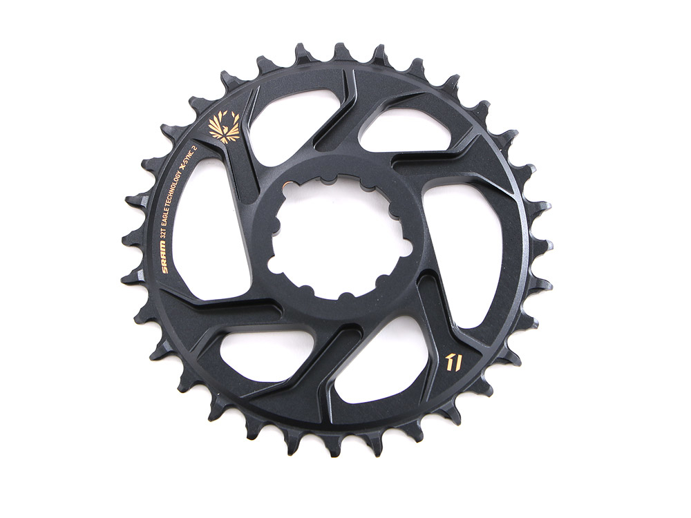 SRAM Eagle X-Sync 2 Chainring 32T 12 Speed Direct Mount 6mm offset