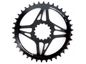 E*THIRTEEN Chainring Guidering M Direct Mount Narrow Wide...