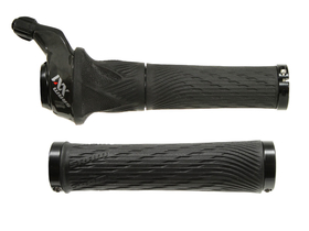 SRAM XX1 Grip Shift Twister Red 11-fach rechts