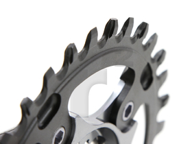 SRAM XX1 Chainring 1-speed BCD 76 | 28 Teeth