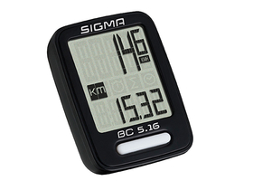 SIGMA SPORT Bicycle Computer BC 5.16