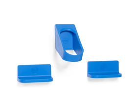 CYCLOC Wall Holder Hero blue