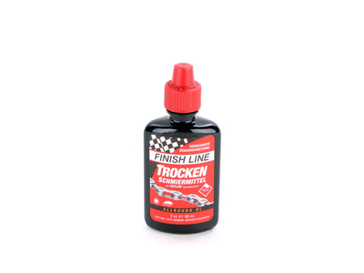 FINISH LINE Dry Lube with Teflon 60ml
