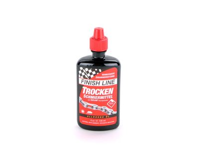 FINISH LINE Dry Lube with Teflon 120ml