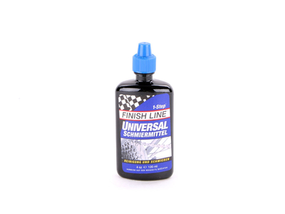 FINISH LINE Cleaner & Lubricant 1-Step Universal 120ml