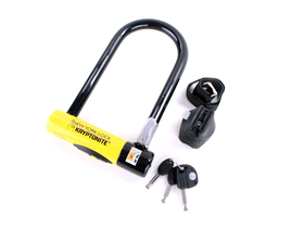 KRYPTONITE U-Lock New York Lock Standard | with Flexframe...