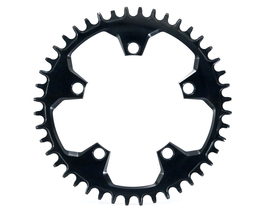GARBARUK Chainring Round 1-speed narrow-wide CX BCD 110