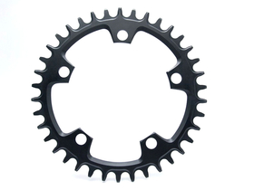 GARBARUK Chainring Round 1-speed narrow-wide CX BCD 110...