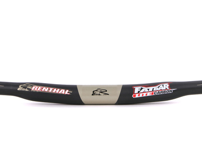 RENTHAL Bar Fatbar Lite Carbon Riser 31,8 x 740 mm | 7°