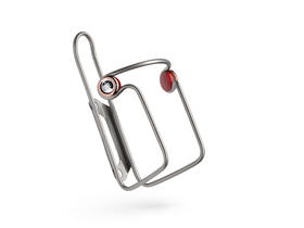 ELITE Bottle Cage Ciussi Inox