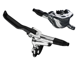 FORMULA Disc Brake Cura polished silver