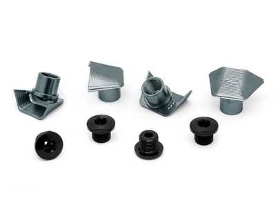 ABSOLUTE BLACK Cover Bolts for Ultegra 6800