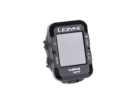 LEZYNE Bicycle Computer Mini GPS HRSC