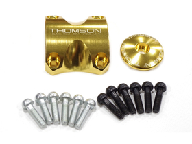 THOMSON Stem Clamp X4 Dress Up Kit red