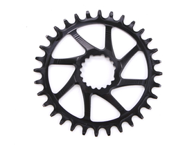GARBARUK Chainring Round Direct Mount | 1-speed...