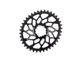ABSOLUTE BLACK Kettenblatt Direct Mount CX oval | 1-fach...
