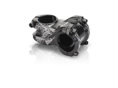 XLC Stem All MTN A-Head ST-M25 black glosy 35 mm