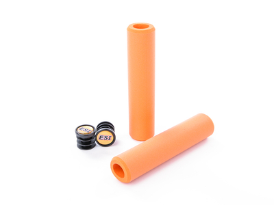 ESI GRIPS Griffe Soft Grip Chunky orange