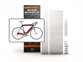BIKESHIELD frameprotector foil Fullpack Regular