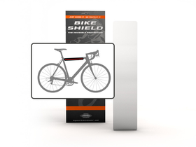BIKESHIELD frameprotector foil Tubeshield Small
