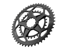 ROTOR Chainring Double | Direct Mount Spidering 2-speed...