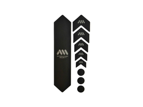 ALL MOUNTAIN STYLE frameprotector foil Frame Guard black