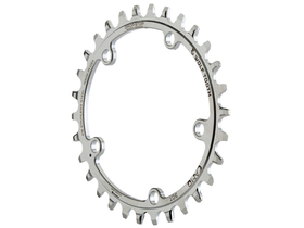 WOLFTOOTH Chainring Stainless Steel Oval 1-Speed Camo for...