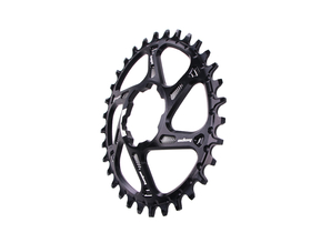 HOPE Chainring Direct Mount Spiderless Retainer Ring...
