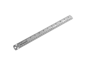BIRZMAN Spoke Ruler