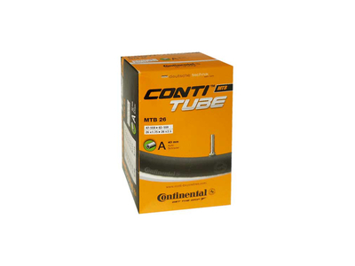 CONTINENTAL Tube 26 MTB 40 mm AV