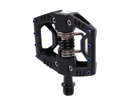 CRANKBROTHERS Pedale Double Shot 3 | schwarz