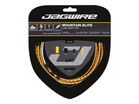 JAGWIRE Bremszugset Mountain Elite Link - 2017 | gold