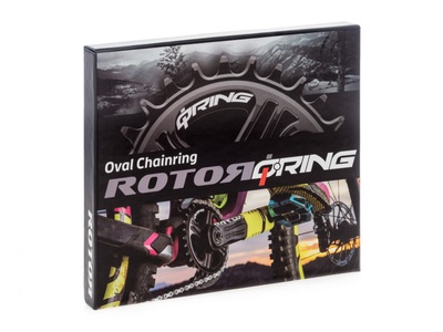 ROTOR Kettenblatt Q-Ring Direct Mount für Rotor R-Hawk |...
