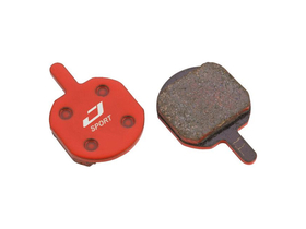 JAGWIRE Disc Brake Pad Hayes Sole, MX2, MX3, MX4, MX4,...
