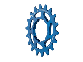 WOLFTOOTH Aluminum Single Speed Cog | blue