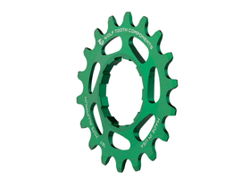 WOLFTOOTH Aluminum Single Speed Cog | green
