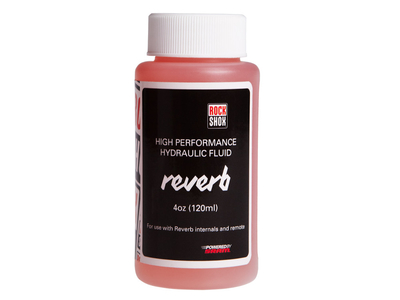 ROCK SHOX Oil Hydraulic Fluid for Reverb | RS1 | X-Loc