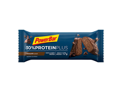 POWERBAR Recovery Bar Protein Plus 30% Chocolate 55g | 15...