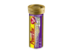 POWERBAR electrolyt tablets 5Electrolytes black currant