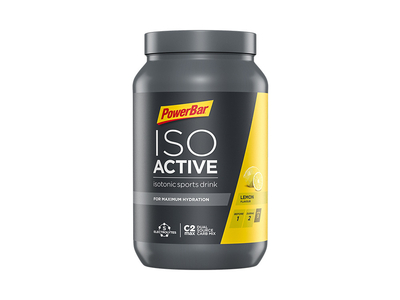 POWERBAR Isoactive Isotonic Sports Drink Lemon | Can 600g