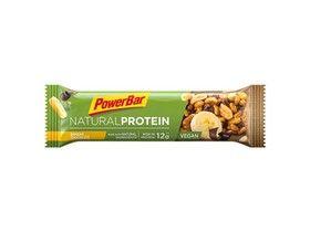 POWERBAR recovery bar Natural Protein vegan banana chocolate