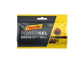 POWERBAR energy gum Powergel Shots cola (with caffeine)