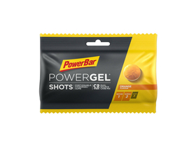 POWERBAR energy gum Powergel Shots orange