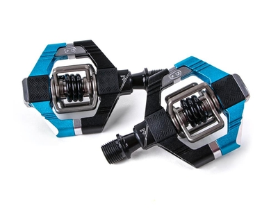 CRANKBROTHERS Pedals Candy 7 black/electric blue