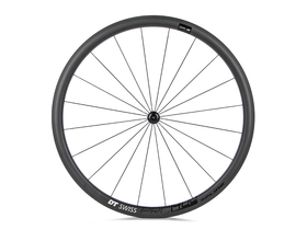 DT SWISS Front Wheel PRC 1400 Spline Carbon Clincher 35 mm