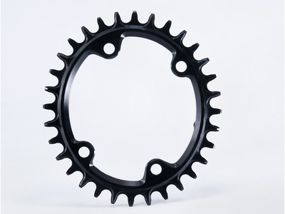 GARBARUK Chainring Melon oval 1-speed narrow-wide BCD 96...