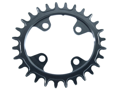 GARBARUK Chainring Melon oval 1-fach narrow-wide BCD 80...