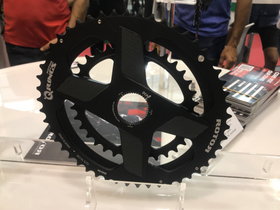 ROTOR Chainring Q-Rings Double | Direct Mount Oval...